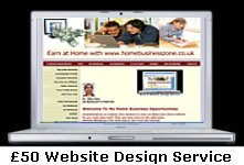 Homebusiness Website Design Service
